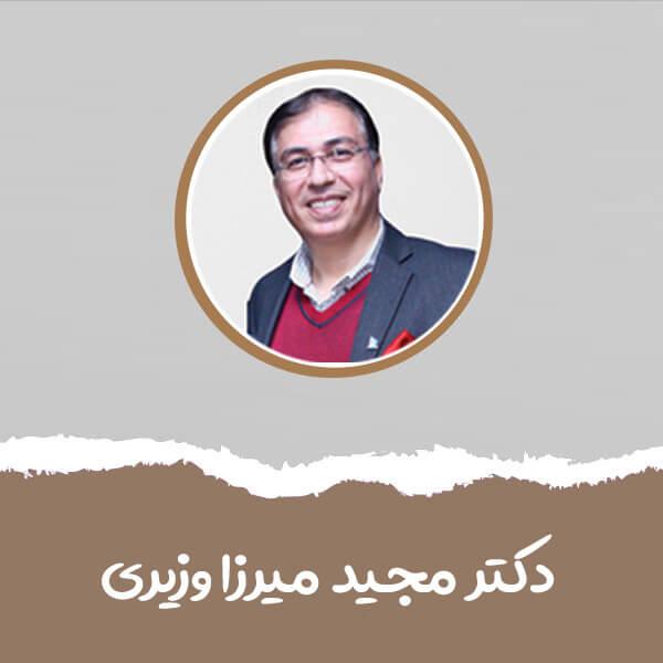 دکتر مجید میرزا وزیری