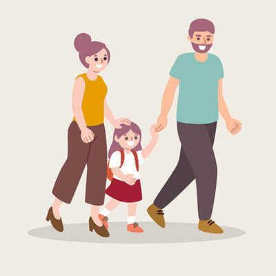 معرفی پنل والدین